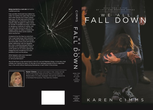 Photo of the Cover of All Fall Down