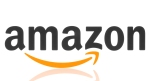 Amazon logotype printed on paper